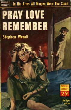 Image result for pulp fiction novel cover art