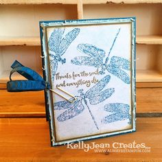 For all the fun details behind this beauty of a greeting, see today's TLC...