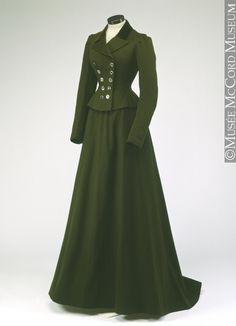 Love this Suit c.1900 McCord Museum | gdfalksen.com