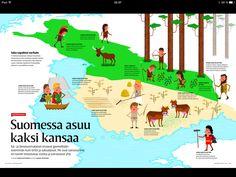 Olemme kaksi kansaa. Erot idän ja lännen välillä ovat suuria. Tiede-lehti huhtikuussa.