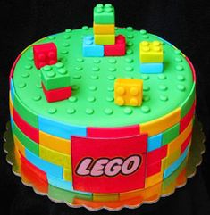 Lego Birthday Cake For Kids - Cake Picture Ideas | Prayface.
