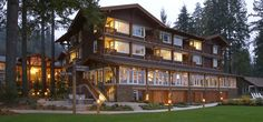 Thanks for the shout out - Alderbrook Resort and Spa VenueSpotlight -