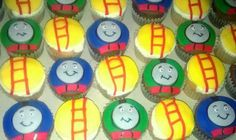 Cakes by A....A Little Bit of Cake Creativity: All Aboard!!! Thomas and Friends