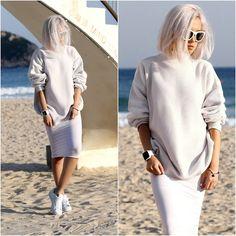春の海外人気レディースファッションスナップ | Q ration(キューレーション) | QUAEL bags | クアエル