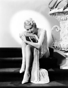 Thelma Todd photographed for Horse Feathers, 1932