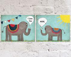 Illustration Art Elephant