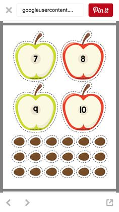 Recortamos y contamos Math Bingo, Math Games, Math Activities, Preschool Worksheets, Kindergarten Classroom, September Crafts, Math Charts, File Folder Activities, Montessori Math