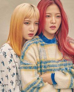 #JOYRI ; 160919 — Red Velvet for 'The Celebrity' Magazine <October Issue>. / © owner.