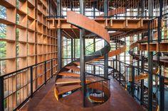 The Wine Ayutthaya - Architettura - Domus