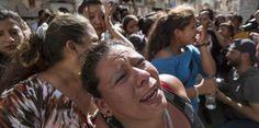 El Presidente de Guatemala acorralado por la muerte de 37 niñas...