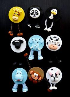 Imanes personalizados con tu mascota o animal favorito. Entra en http://www.idea.decoraconideas.com/