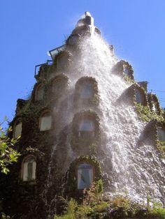Hotel La Montana Magica, Huilo, Chile: