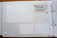 Hochzeitsalbum-Wedding-Album- Hochzeit-weiß-edel-Gestaltung-Einzelseiten-S8