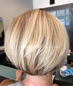 Blonde bob 💕 #bob #bobcut #blonde #perth #hairdresser