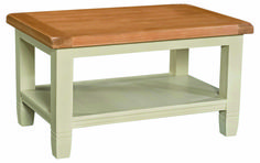 Dorchester Painted Small Coffee Table The Dorchester Painted collection has a farmhouse style that will give a wonderful rustic touch to your home. Every piece of furniture has been constructed with a keen eye for detail and to a high sta http://www.MightGet.com/march-2017-2/dorchester-painted-small-coffee-table.asp
