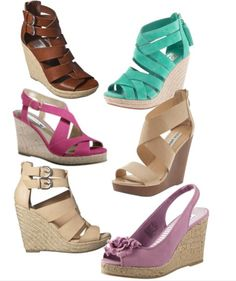 Wear Wedge Sandals for more Beautiful wedges shoes click here - https://www.aliveshoes.com/tuccipolo-divas