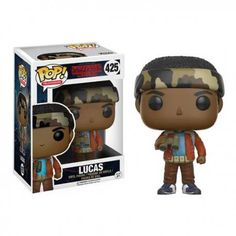 Figura Funko Pop Stranger Things Lucas