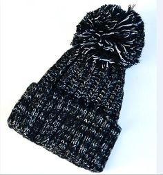 Cozy beanie with fashion pom. Pattern Type  Solid Material   Cotton 9ceb9a61ad5d