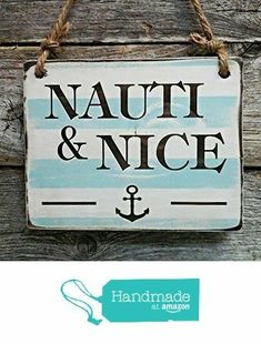 This item is unavailable - Nautical Decor Nautical Sign Lake Decor River Decor by edisonwood - Coastal Christmas Decor, Nautical Christmas, Tropical Christmas, Christmas Signs, Coastal Decor, Christmas Decorations, Christmas Ideas, Seaside Decor, Christmas Crafts