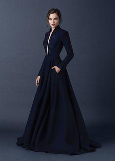 Paolo Sebastian Autumn 2015 Couture