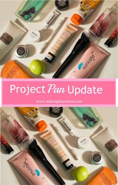 Project Pan Update: Volume I - Makeup Discourse