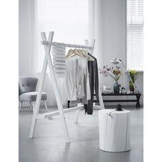 vtwonen Dresser Kledingrek - Wit - afbeelding 3