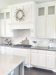 Best Crisp White Cabinet Paint Color. Crisp White Cabinet Paint Color. This  Is The
