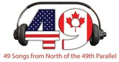 Obama's Canadian Playlist ~~ 49 Songs That Define Canada and Our Music! #music #obama #canadian