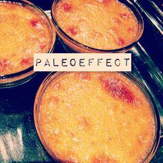 Paleo Pumpkin Creme Brûlée! (uses egg yolks, so appropriate for AIP+egg yolk reintroduction phase)