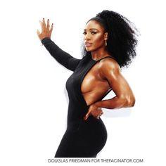 Rapper Eve defends Serena Williams' decision to marry a white man. Venus And Serena Williams, Vanessa Williams, Serena Williams Tennis, My Black Is Beautiful, Beautiful People, Beautiful Women, Black Girl Magic, Black Girls, Hot Black Women
