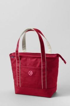 Zip+Top+Cooler+Tote+from+Lands'+End