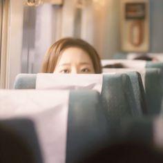 (뒷북) 그분 1차 예고 수정이 움짤 - 문채원 갤러리
