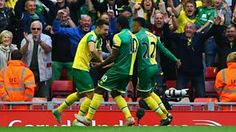 Norwich Captain describes netting equaliser against Liverpool after