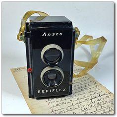 Vintage Ansco Rediflex Camera by VintageRerun on Etsy