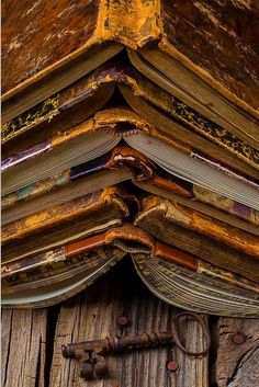 old books - beautiful shot, but I'm freaking out about the risk of damaging their spines...