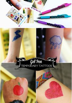 Temporary tattoos ma