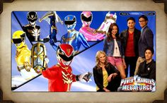 Power Rangers Megaforce wallpaper