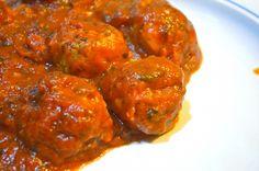 Gluten-free and Vegan Meatballs