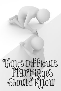 If you are in a difficult marriage, consider sharing this post with your spouse and considering if the things we learned together are not things that can greatly change you and your marriage from the inside out. These things are vital for those who want God's blessings.