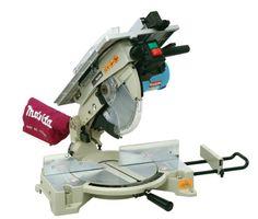 Ingletadora con sierra de mesa MAKITA LH1040F 1650W 260mm