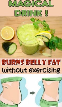 Magical drink! That burns belly fat without exercising  https://gezondvoorstel.com