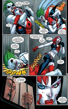 harley quinn vs the joker 5