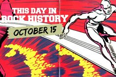 This day in Rock history - Oct 15