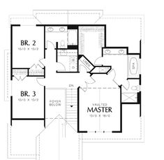 Norwood House Plan