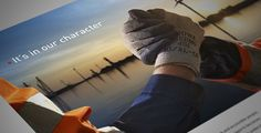 Zeeland Seaports, It's in our character   Communicatieconcept