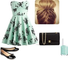 """Day in Spring"" by jackie-p13 ❤ liked on Polyvore"