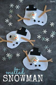 Melted-Snowman-Craft-Kids-Darice-1