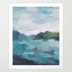 Bring a cool, tranquil feeling into any room of your home with the PTM Images Crashing Waves Decorative Wall Art. This abstract print of crashing waves is painted on canvas and finished with hand embellished details. Home Wall Art, Wall Art Decor, Artwork Prints, Fine Art Prints, Weather Art, Cloud Art, Farm Art, Aerial Arts, Abstract Art
