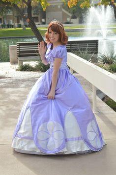 Princess Sofia of Fairytale Events!  www.fairytaleeventsaz.com  Princess and character party company in Arizona!
