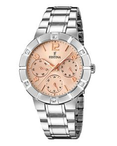 Ρολόι Festina Ladies Multifunction F16706-3